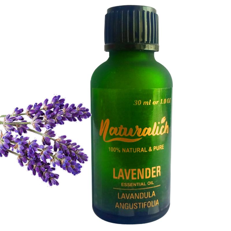 Naturalich Lavender Essential Oil 100 % Pure & Natural