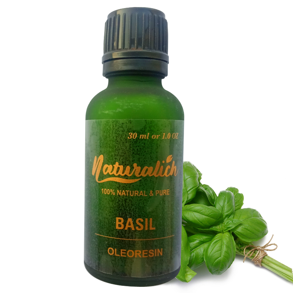 Basil Oleoresin - Naturalich from India