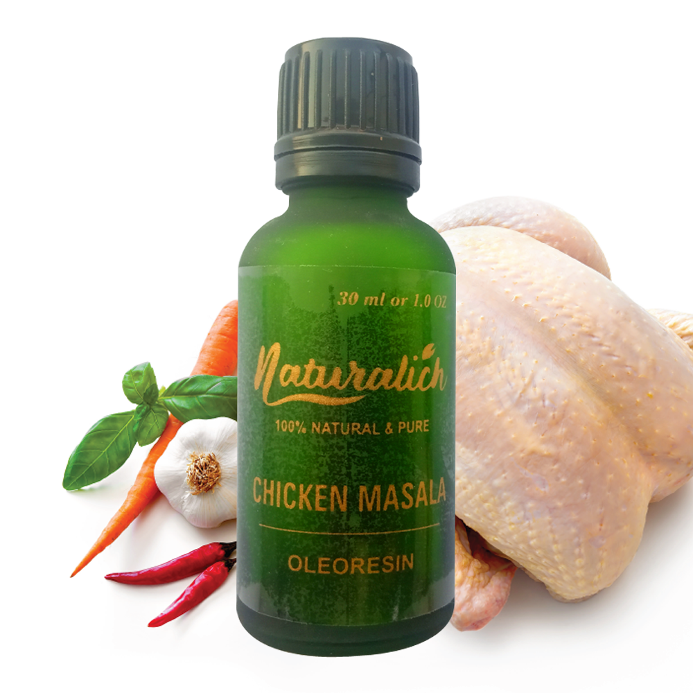 Chicken Masala Oleoresin - Naturalich