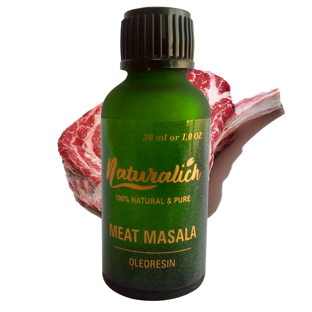 Meat Masala Oleoresin - Naturalich
