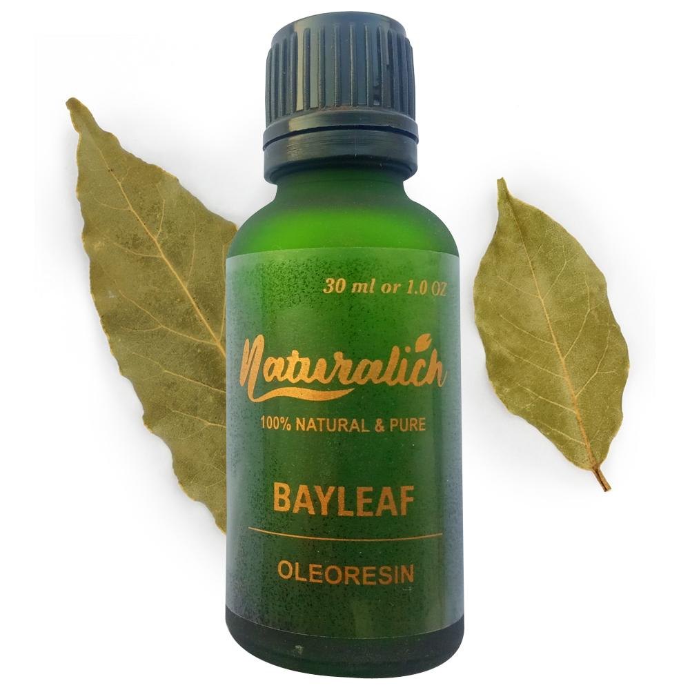 Naturalich Bayleaf Oleoresin Manufacturer