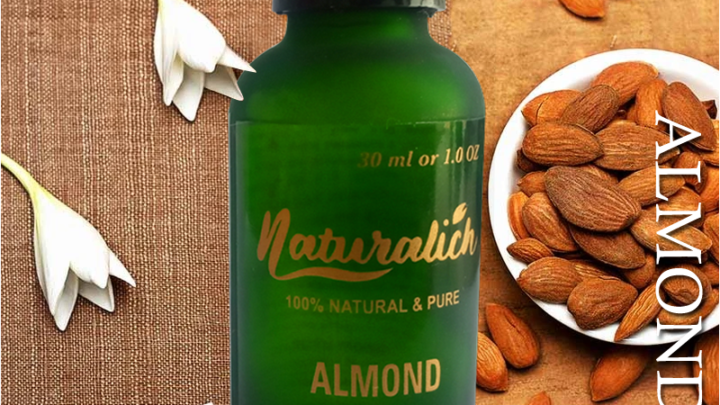 Buy Now Naturalich Almond Oil