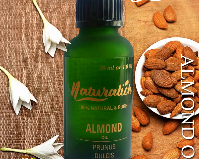 how to make sweet almond oil at home