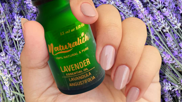 Naturalich Lavender Essential Oil