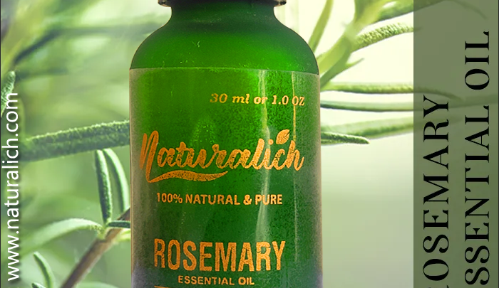 naturalich rosemary essential oil manufacturer