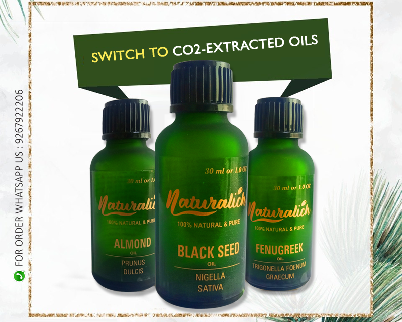 Buy Now | Almond Oil | Fenugreek Oil | Black Seed Oil | 100% Pure and Natural 30 ML