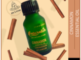 Naturalich 100% Pure & Natural Cinnamon Essential Oil For Hair, Skin, Face & Body Care - 15 ML