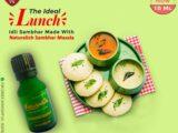 Naturalich Co2 Extract Sambhar Masala Oleoresin 15 ML - 100 % Pure & Natural