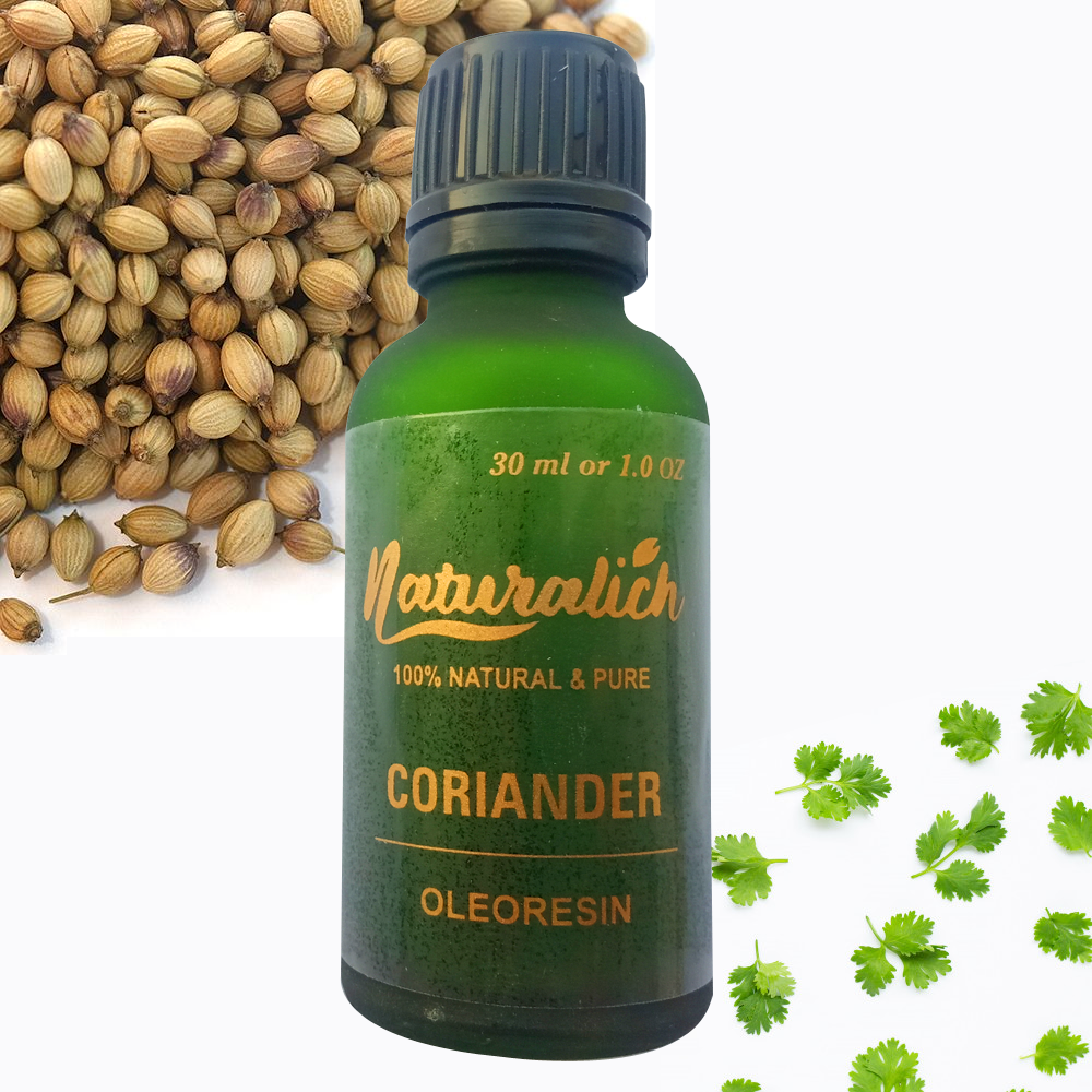 Coriander Oleoresin - Naturalich
