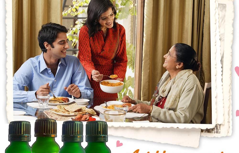 Aaj Khane Main Thoda Pyar Milao - Naturalich Blend