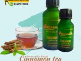 Naturalich 100% Pure Cinnamon Essential Oil - 15 ml - 30 ml Helps Reduce Dandruff, Lightens Scars & Blemishes